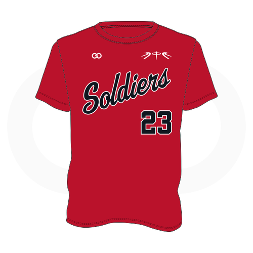 Full Court Basketball Academy Soldiers T-Shirt