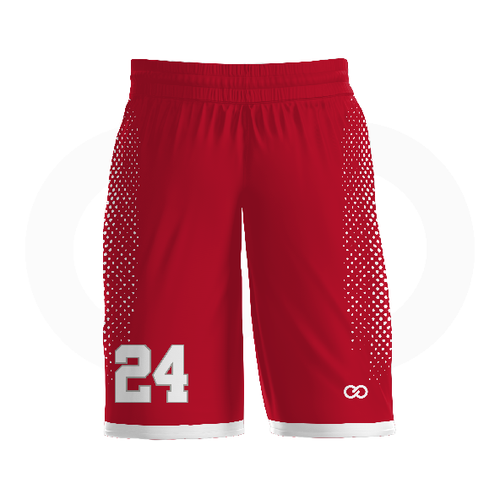 Badgers - Custom Basketball Shorts