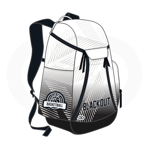 33fbaf1711e Quick view · Add to Cart · Club One Blackout Basketball Backpack