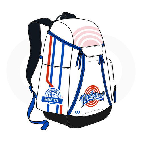 Club One Tune Squad Basketball Backpack