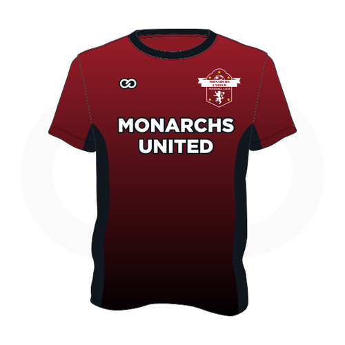 Monarchs United Soccer T Shirt