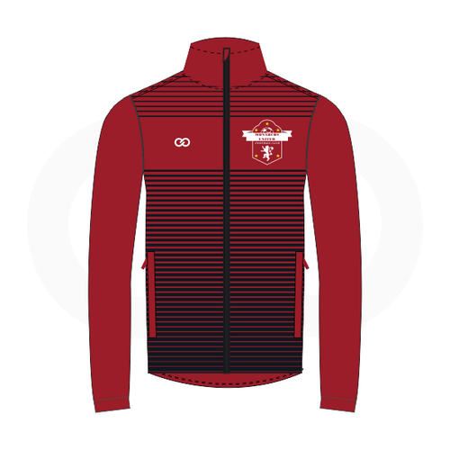 Monarchs United Soccer Warm Up Jacket
