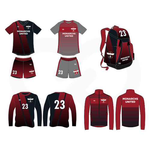 Monarchs United Soccer MVP Package