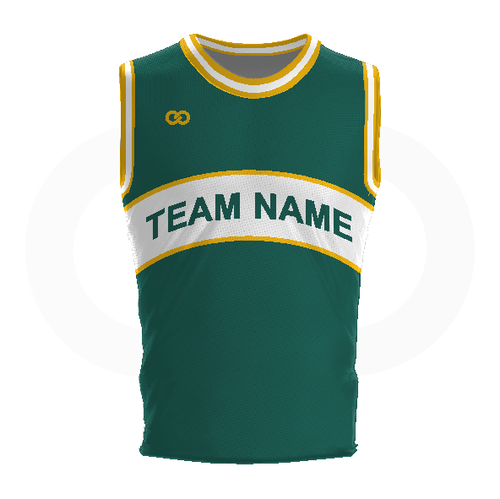 Sonics - Custom Basketball Jersey