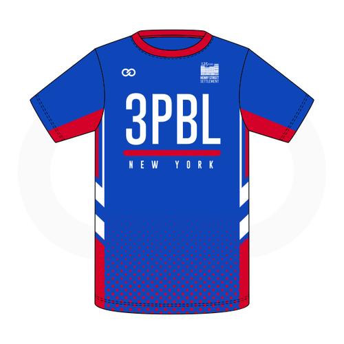 3PBL 76ers T Shirt