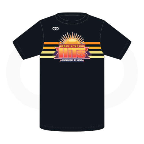 Hoops in the Sun T Shirt