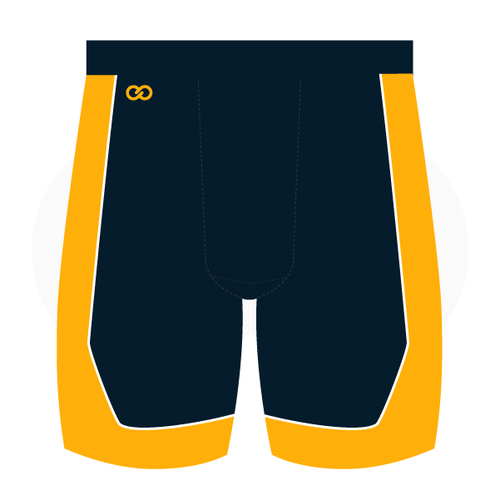 Millikan Lacrosse Compression Shorts