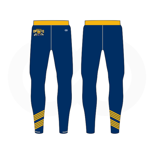 Springfield Cougars Compression Tights
