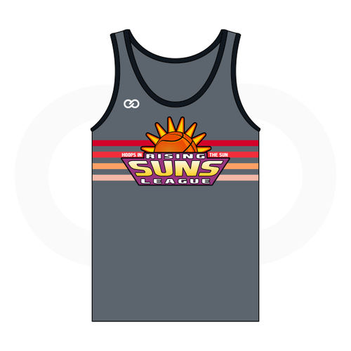 Rising Suns League Tank Top