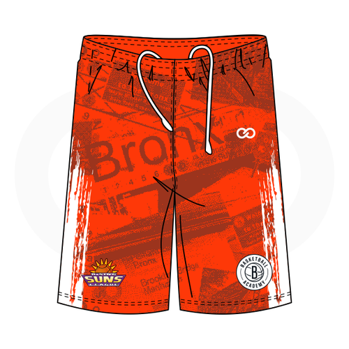 Hoops in the Sun 10-12-14-16-18U Shorts