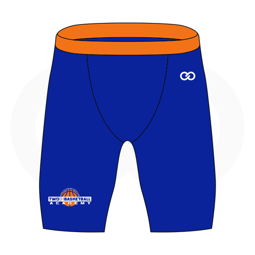 Two01 Basketball Compression Shorts