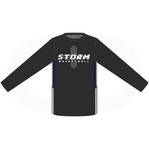 Storm Basketball Long Sleeve Shooting Shirt
