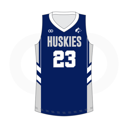Club One Huskies Reversible Uniform