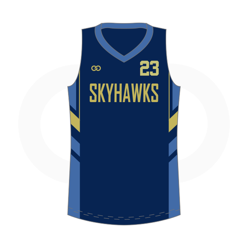 Club One Skyhawks Reversible Uniform