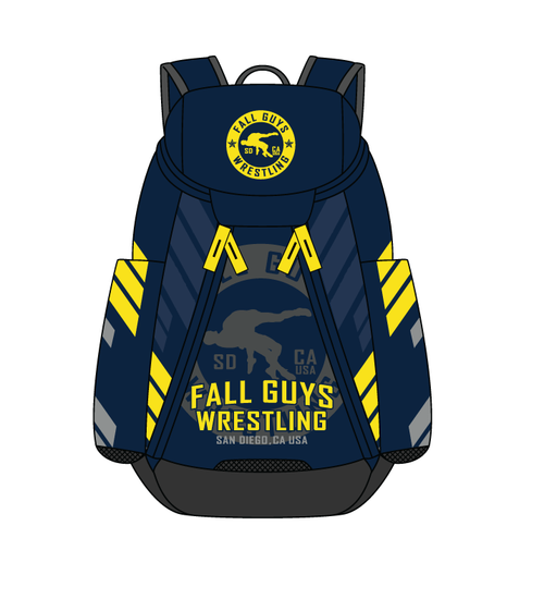 FallGuys Wrestling Backpack