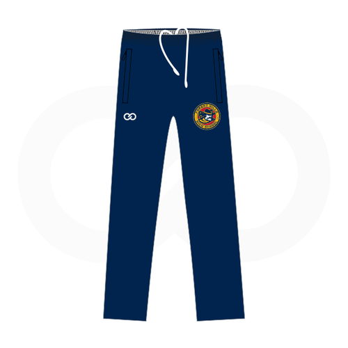 Forest Hills Warmup Pants - Navy