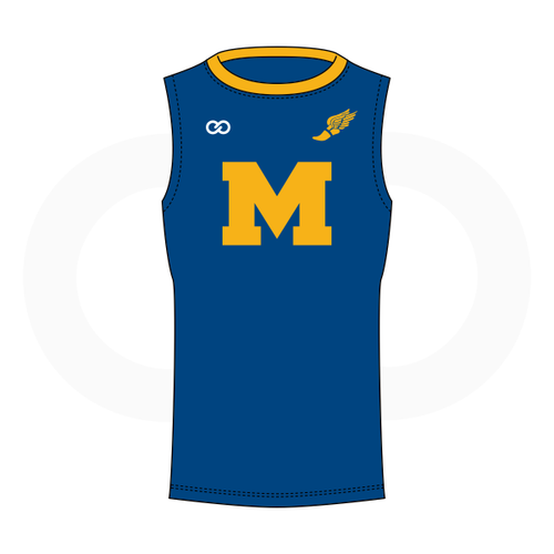 Mount St Michael Academy Sleeveless Compression Shirt