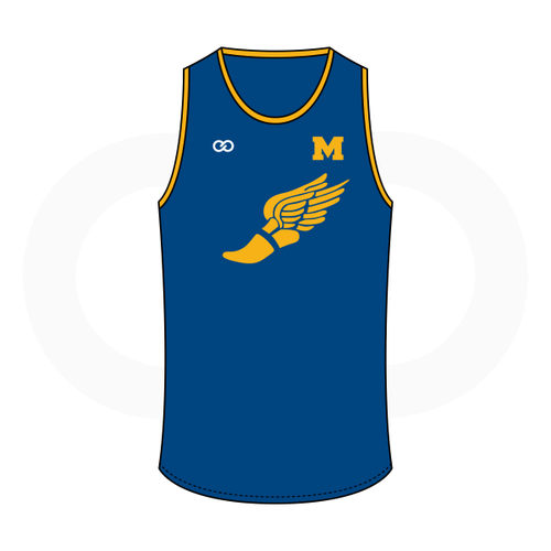 Mount St Michael Academy Sleeveless Track Top