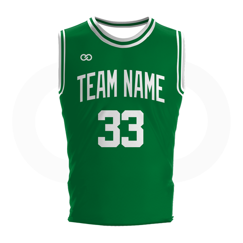 Celtics - Custom Basketball Jersey
