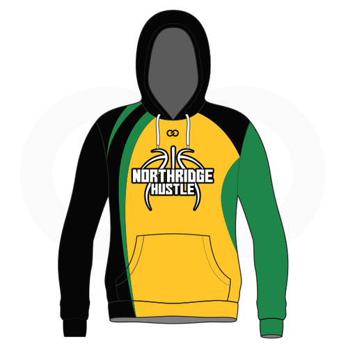 Northridge Hustle Basketball Hoodie
