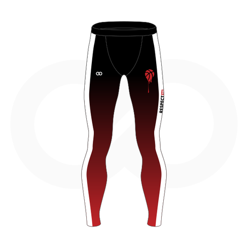 Respect The Shooter Compression Leggings
