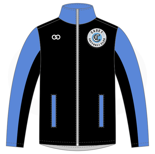 Cadets Softball Warmup Jacket - Style 1