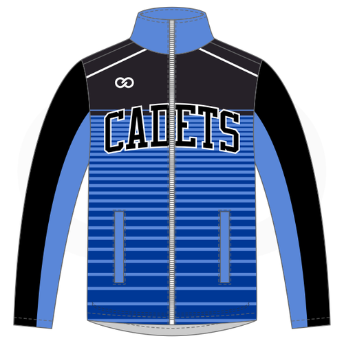 Cadets Softball Warmup Jacket - Style 2