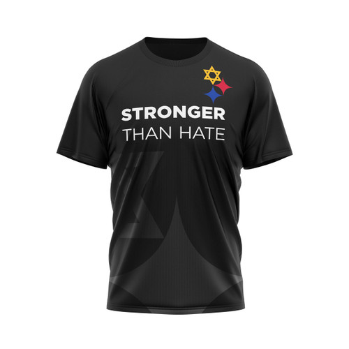 Stronger Than Hate T Shirt