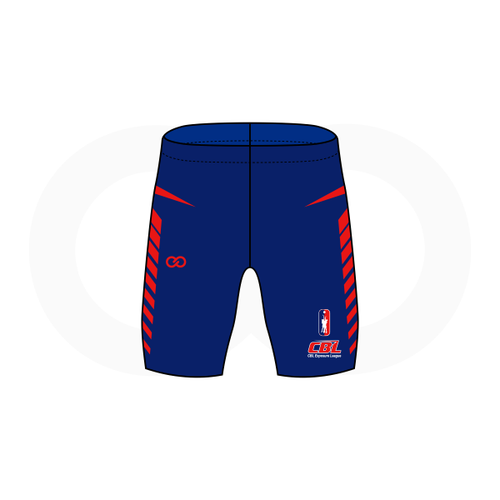 CBL Hoops Compression Shorts