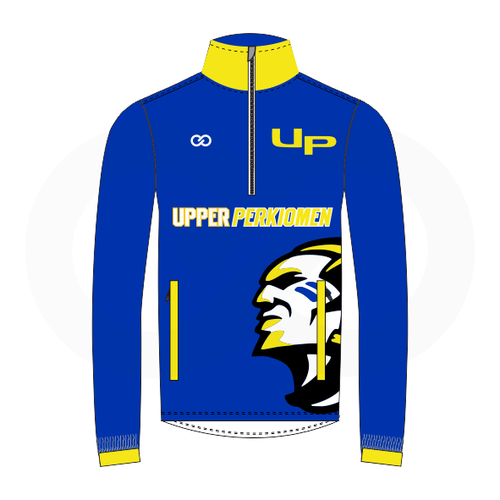 Upper Perk Indians Track Jacket