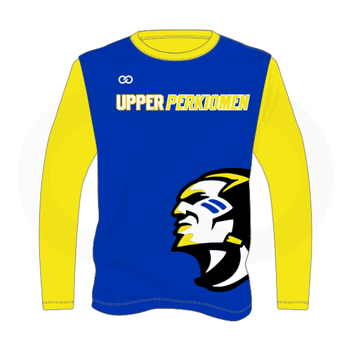 Upper Perk Indians Long Sleeve Shirt