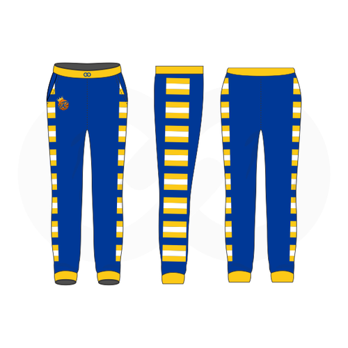 Royals Basketball Warmup Pants
