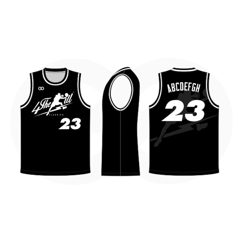 4 The Kill Apparel - Black Jersey