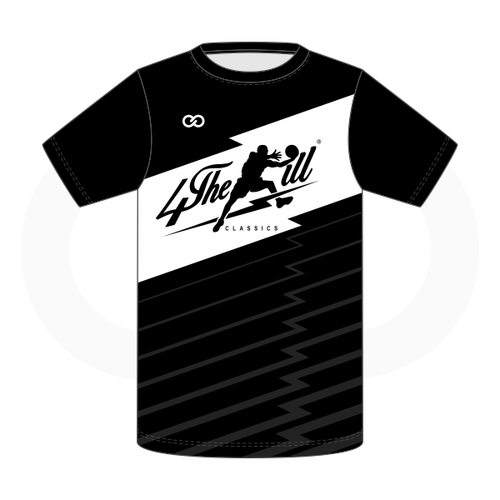 4 The Kill Apparel - Black T Shirt