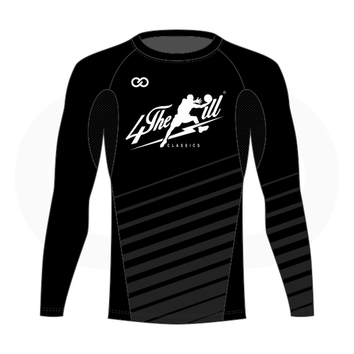 4 The Kill Apparel - Long Sleeve Compression Shirt