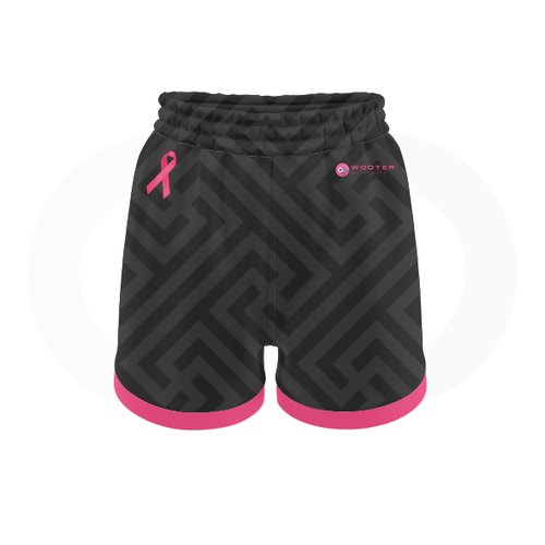 Breast Cancer Soccer Shorts