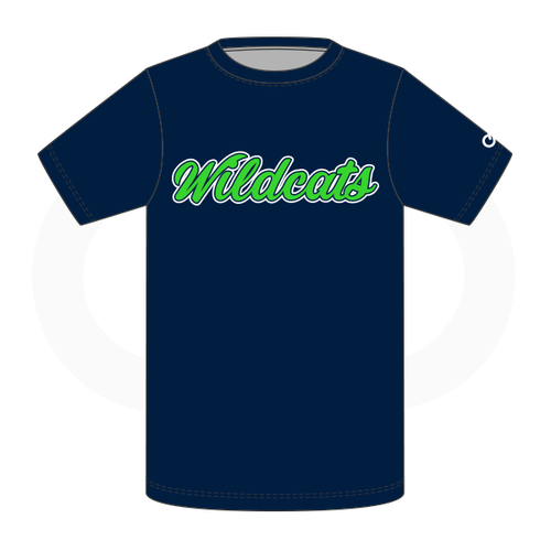 West Hempfield Wildcats Baseball T Shirt 1