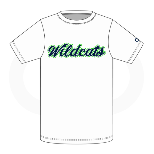 West Hempfield Wildcats Baseball T Shirt 3