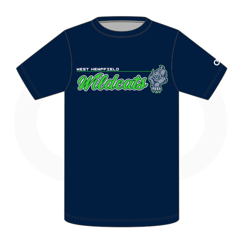 West Hempfield Wildcats Baseball T Shirt 4