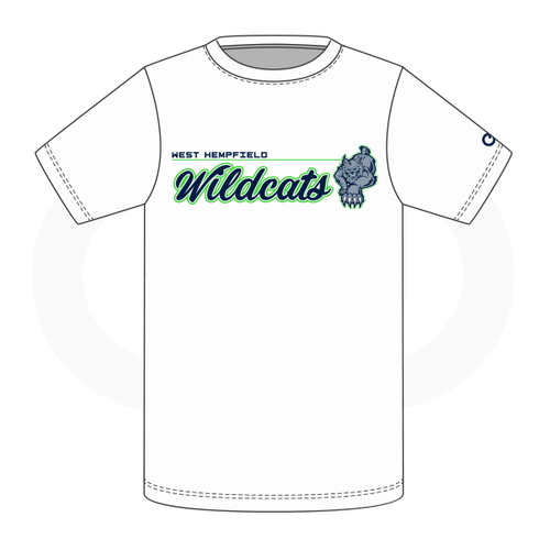 West Hempfield Wildcats Baseball T Shirt 5