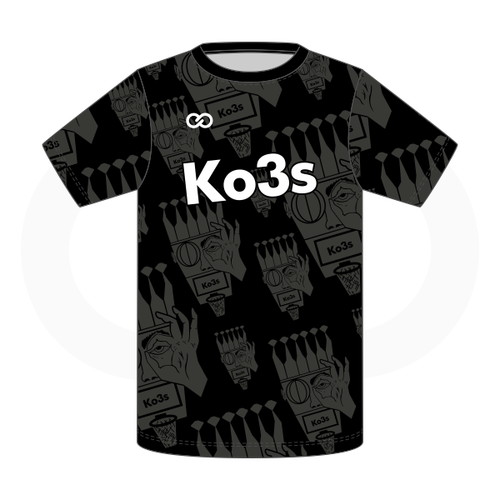 Ko3s Basketball Apparel Tee