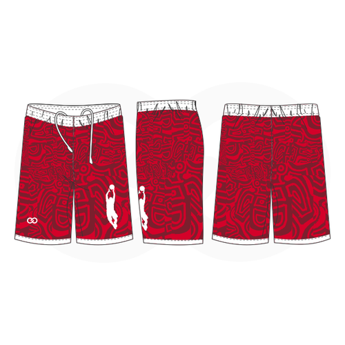 Aquille Carr Shorts - Style 6