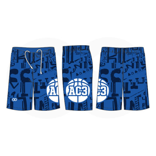 Aquille Carr Shorts - Style 10
