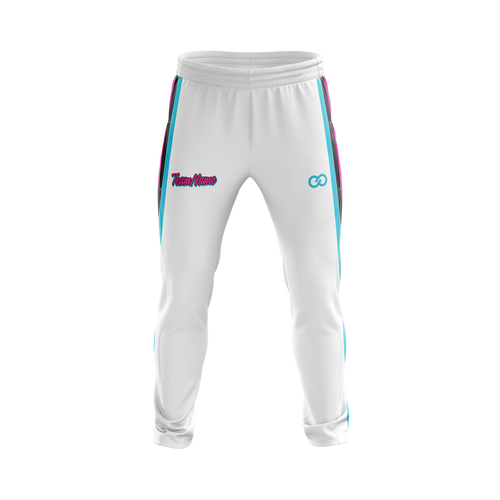 Miami Vice Track Pants - White