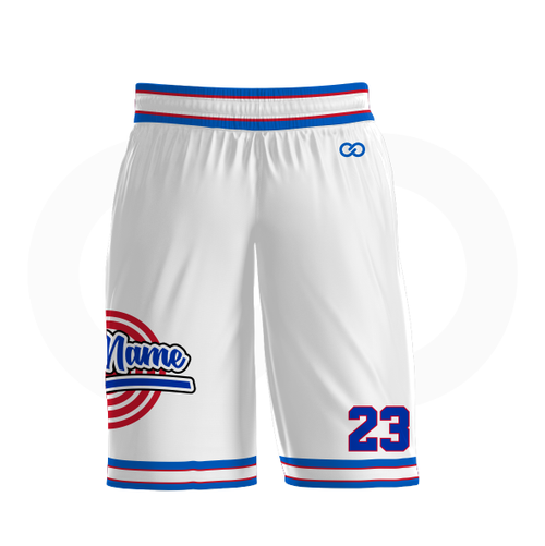 Custom Tune Squad Basketball Shorts