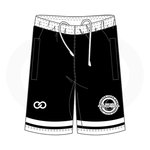 Entertainers Rucker Park Shorts - Style 1