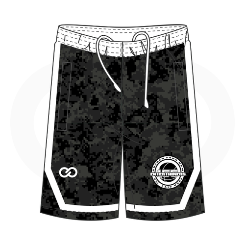 Entertainers Rucker Park Shorts - Style 2