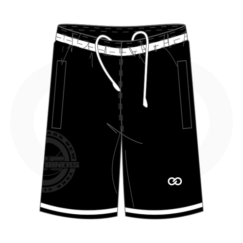 Entertainers Rucker Park Shorts - Style 3