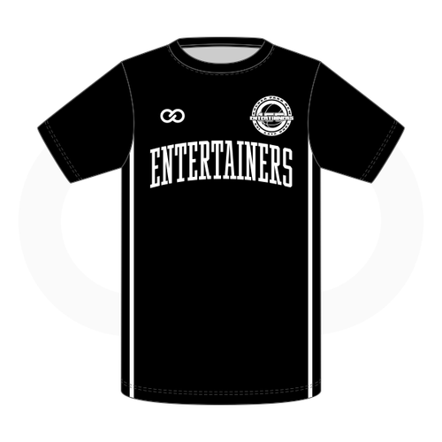 Entertainers Rucker Park T Shirt - Black Style 1