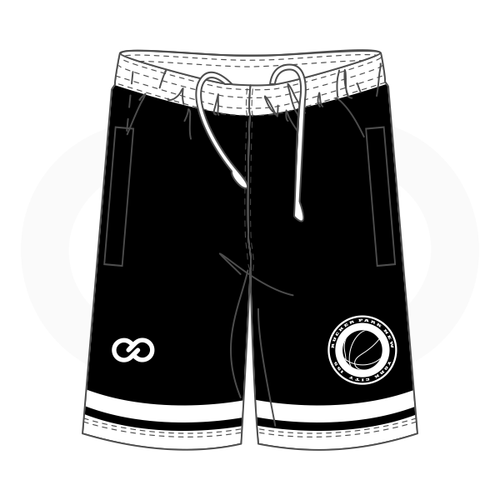 Entertainers Rucker Park Shorts - Style 4